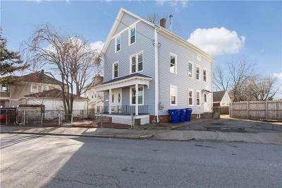 Pawtucket Multi Family Home For Sale: 57 Clark Av