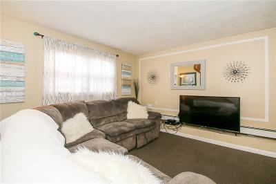 Providence RI Multi Family Home For Sale: $229,900