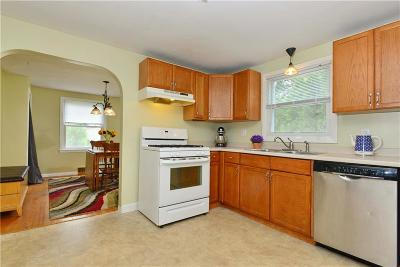 Cranston Single Family Home For Sale: 91 Drowne St