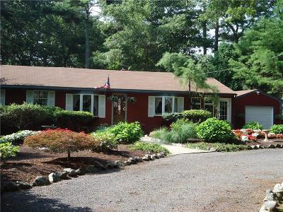 Coventry Single Family Home For Sale: 223 Shady Valley Rd