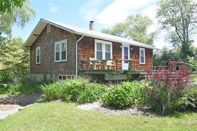 South Kingstown Single Family Home Act Und Contract: 488 Succotash Rd