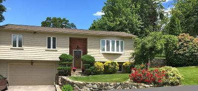 Cranston Single Family Home For Sale: 8 Baldwin Orchard Dr