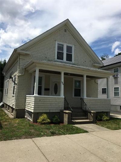 Providence RI Single Family Home For Sale: $179,000