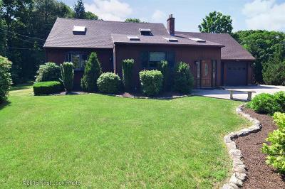 North Kingstown Single Family Home Act Und Contract: 98 Chestnut Rd