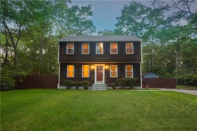 South Kingstown Single Family Home Act Und Contract: 1320 Curtis Corner Rd