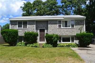 Warwick Multi Family Home For Sale: 166 Pine St