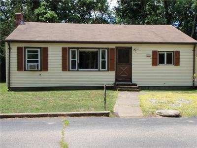 Coventry Single Family Home For Sale: 198 Knotty Oak Rd
