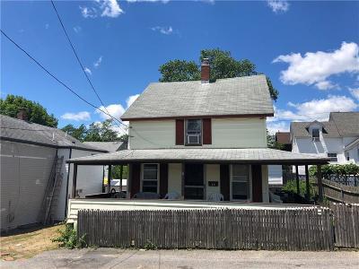 East Providence Single Family Home For Sale: 17 Borden St