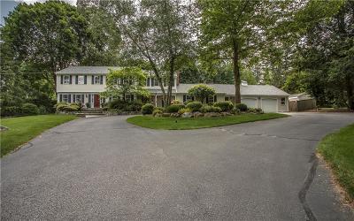 Warwick Single Family Home For Sale: 210 Cedar St