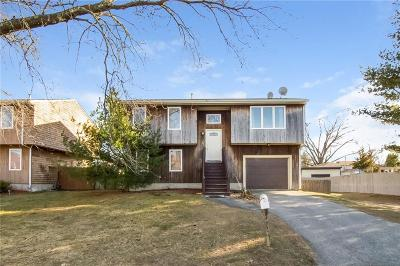 Warwick Single Family Home For Sale: 36 Wadsworth St