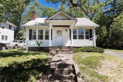 Cranston Single Family Home For Sale: 18 Welfare Av