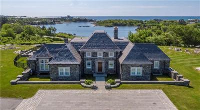 Newport Single Family Home For Sale: 339 Ocean Av