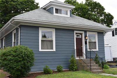 Pawtucket Single Family Home For Sale: 43 Annie St