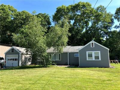 Bristol County Single Family Home For Sale: 18 Stacy St