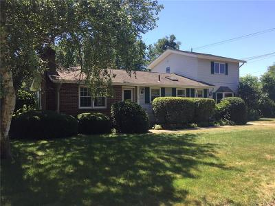 South Kingstown Single Family Home Act Und Contract: 66 Eisenhower Pl