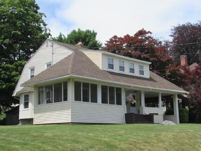 Woonsocket Single Family Home For Sale: 85 Woodland Rd