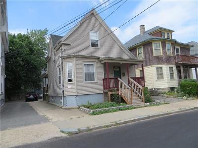 Cranston Single Family Home For Sale: 369 Bay View Av