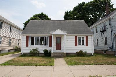 Pawtucket Single Family Home Act Und Contract: 179 Carter Av