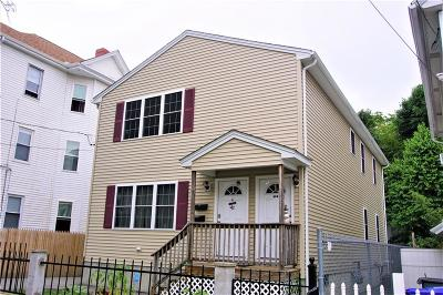 Providence Multi Family Home For Sale: 121 Clarence St