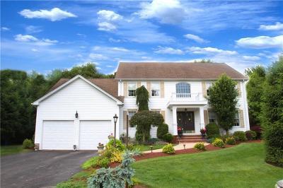 Cranston Single Family Home For Sale: 240 Alpine Estates Dr