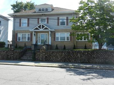 Woonsocket Multi Family Home Act Und Contract: 115 Wood Av