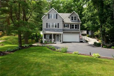 Burrillville Single Family Home For Sale: 355 Camp Dixie Rd
