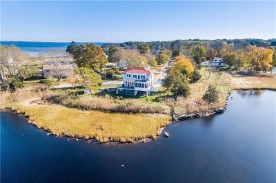 North Kingstown Single Family Home For Sale: 213 Steamboat Av