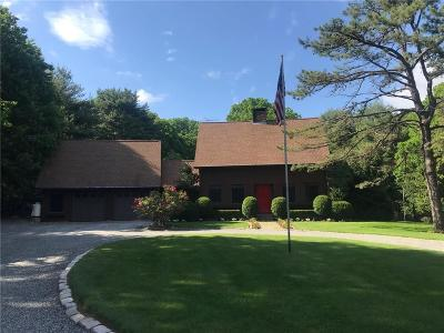 Coventry Single Family Home Act Und Contract: 529 Matteson Rd