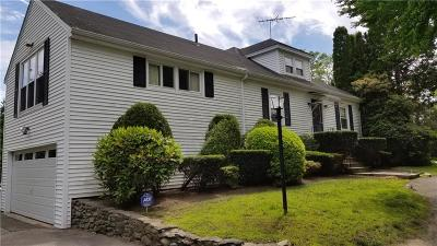 Middletown Single Family Home Act Und Contract: 2 Oak St