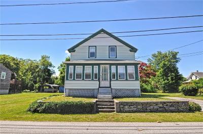 Bristol County Single Family Home Act Und Contract: 6 Pennsylvania Av