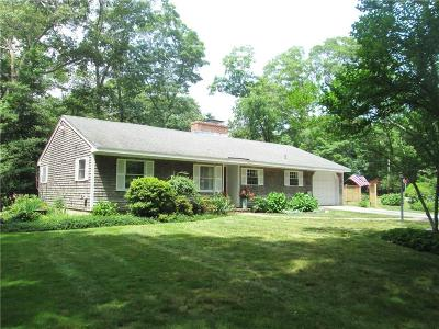 South Kingstown Single Family Home Act Und Contract: 72 Benefit, Rd