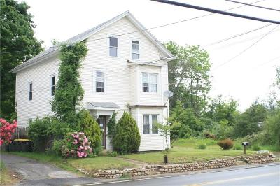 Burrillville Single Family Home For Sale: 370 Pascoag Main St