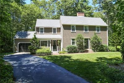 South Kingstown Single Family Home Act Und Contract: 262 Dug Way Bridge Rd
