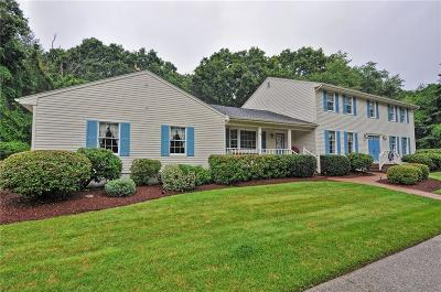 Warwick Single Family Home Act Und Contract: 131 Larchwood Dr