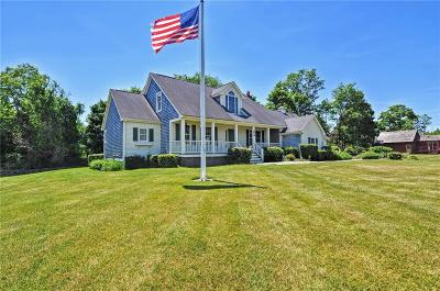 Bristol County Single Family Home For Sale: 4 Old Orchard Farm Rd