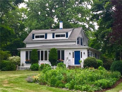 North Kingstown Single Family Home Act Und Contract: 175 Hamilton Allenton Rd