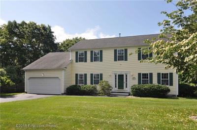 South Kingstown Single Family Home Act Und Contract: 465 Chestnut Hill Rd