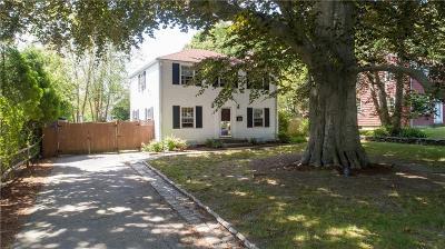 Newport Single Family Home For Sale: 9 Beach Av