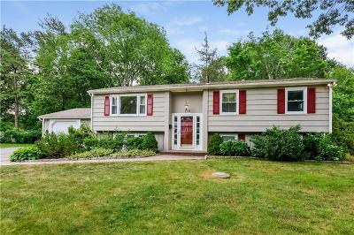 North Kingstown Single Family Home Act Und Contract: 126 Kingswood Rd