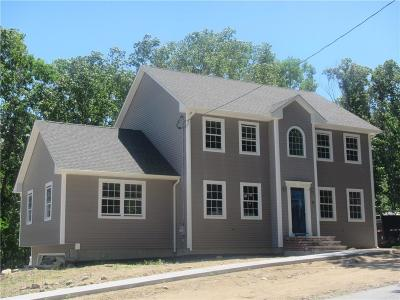 Scituate Single Family Home For Sale: 55 South Crestview Dr