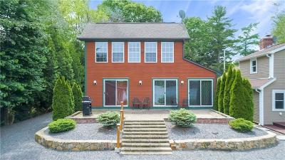 Coventry Single Family Home Act Und Contract: 10 West Shore, Parcels 10-14 Dr