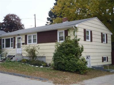 Cranston Single Family Home For Sale: 36 Marlborough St
