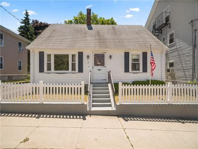 Central Falls Single Family Home Act Und Contract: 72 Cowden St