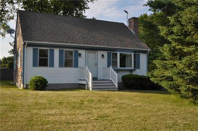 Bristol County Single Family Home Act Und Contract: 83 Berry Lane Lane