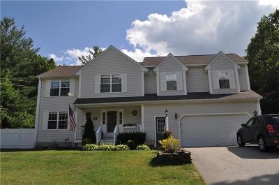Burrillville Single Family Home For Sale: 213 Lynne Lane
