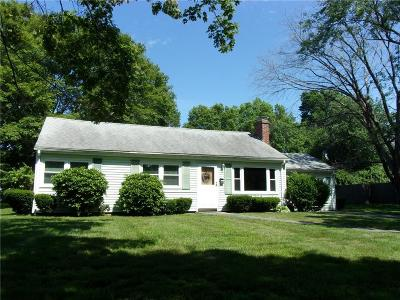 Bristol County Single Family Home For Sale: 4 Congress Rd