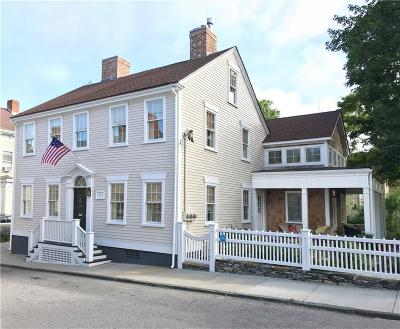 Newport Single Family Home For Sale: 20 Sherman St