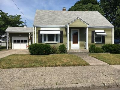 Pawtucket Single Family Home For Sale: 34 Ruth St