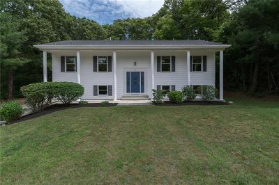Westerly Single Family Home Act Und Contract: 69 Sherwood Dr