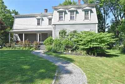 Kent County Single Family Home For Sale: 52 Mawney St